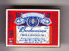 RARE PINS PIN'S .. ALCOOL BIERE BEER BIER BUDWEISER MILLENNIUM ALE  ~CF