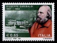Freiheitskämpfer Giuseppe Garibaldi. 1W. Italien 2007