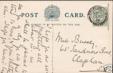 Genealogy Postcard - Family History - Bussey - Clapham - London  BH5291