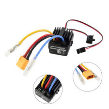 Electronic Speed Controller ESC 60A For Hobbywing Quicru RC 1/10 Car Brushed