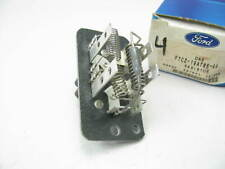 NEW - OEM Ford F7CZ-19A706-AA Blower Motor Resistor 1991-03 Escort 91-99 Tracer