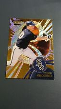 MAGGLIO ORDONEZ 1999 PACIFIC REVOLUTION CARD # 35 B7855