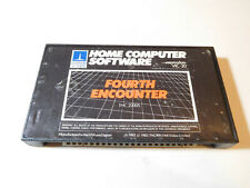 Commodore Vic-20 computer cartridge - Fourth Encounter - WORKS