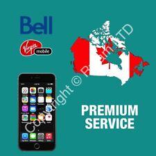 Unlock Service iPhone 6S 6S Plus Unlocking Code For Bell Virgin Canada