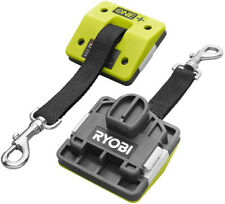 Ryobi Portable Lanyard Power Tool Accessories Plug-In Nylon Strap Plastic 2 Pack