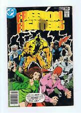DC Comics Freedom Fighters #13 VG/F 1978
