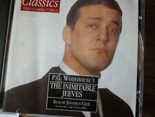 2 CD AUDIO BOOK - THE INIMITABLE JEEVES -Talking Classics No 65