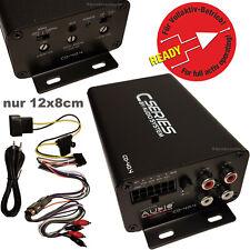 AUDIO SYSTEM mini 4-Kanal-Verstärker 4x60 Watt Auto PKW Endstufe klein CO-40.4