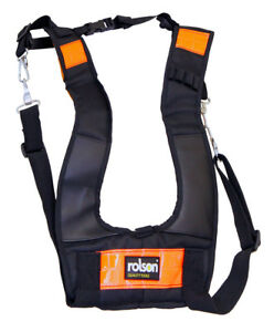 Padded Work And Tool Belt Braces - Comfortable Holding DIY Harness
