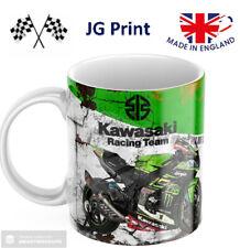 Kawasaki Ninja Zx10r Motorsport  World Superbike  BSB Motorbike Mug