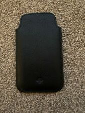Mulberry iPhone 5/5S SE Pouch Black Genuine