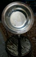 Vintage Wm Rogers 975 Silver Plate Chafing Dish Pan with Black Handle 10""