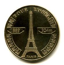75007 Tour Eiffel 4, 324m, 2008(2), Monnaie de Paris