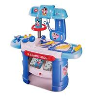 Mickey Mouse Educational Pretend Doctor Nurse Desk Medical Kit Play