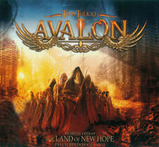 Timo Tolkki's Avalon – The Land Of New Hope - A Metal Opera CD+DVD Digibook