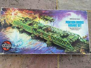 Airfix Pontoon Bridge Assault Set