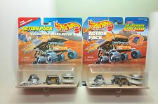 """HOT WHEELS ACTION PACK """"JPL SOJOURNER MARS ROVER"""".  DATED & NOT DATED. NEW"""