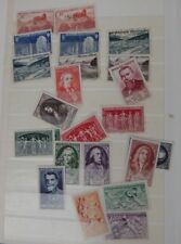 album timbres anciens FRANCE french old stamps 220+