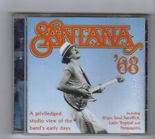 (HW709) Santana, '68 - 1997 CD
