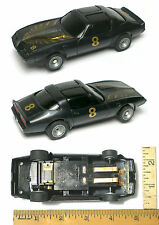 1980 Bachmann SuperTrax PONTIAC FIREBIRD Burt Reynolds 1:32ish SLOT CAR Unused
