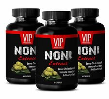 Immune support for rabbits - NONI EXTRACT 500MG 3B - noni glow supplement