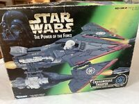 STAR WARS POWER OF THE FORCE CRUISE MISSLE TROOPER 1996 Vintage NIB NON MINT BOX