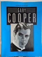 Libro Gary Cooper - Homer Dickens / Henri Veyrier