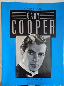 Buch Gary Cooper - Homer Dickens / Henri Veyrier