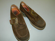 Casual 1970s Vintage Shoes for Men