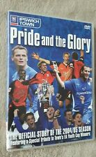 IPSWICH TOWN PRIDE AND THE GLORY season review 2004/ 2005 uk region 2 DVD