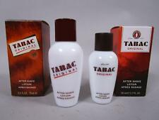 2 x TABAC Original After Shave Lotion Apres Rasage, 50 ml + 75 ml + OVP   3N4679