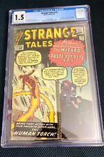 Strange Tales #110 CGC 1.5 1ST appearance of Doctor Strange 1963