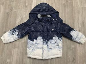 Boys Timberland Winter Ski Jacket Size 6