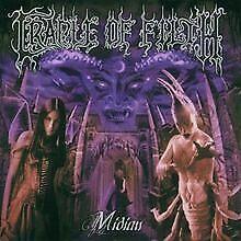 Midian von Cradle of Filth   CD   Zustand gut