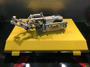 ancien lego technic robot avec valise moteur fonctionne