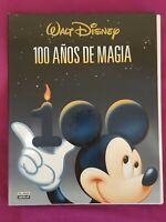 Libro Walt Disney 100 años de magia El Pais Aguilar personajes dibujos infantil