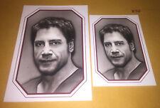 MOTHER movie PROMO 2 card lot JAVIER BARDEM Darren Aronofsky toy