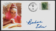 I Dream of Jeanie Featured on Ltd Edt Collector's Envelope Repr Autograph *A989