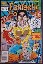 FANTASTIC FOUR #393! NEWSSTAND EDITION! 1994 MARVEL COMICS
