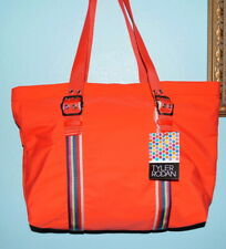 Tyler Rodan Handbag Double Handle Shoulder Bag Purse Oxford Satchel Red $22 F/Sh
