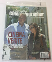 AMERICAN CINEMATOGRAPHER May 2011~ CINEMA VERITE,THERE BE DRAGONS,PROM