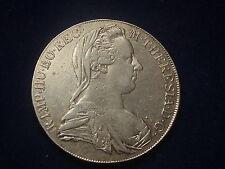 Taler Maria Theresien Taler 1780 Wien IC-FA W/15/309/A