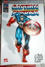 Fumetti e graphic novel americani Capitan America