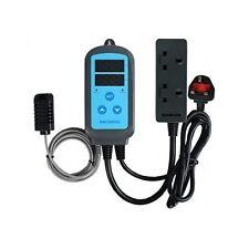 Temperature Humidity Controller Digital Humidistat Control 100v-265v Humidifier
