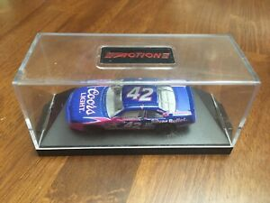 1995 Action Kyle Petty #42 Coors Light Silver Bullet Pontiac 1/64 Dover Winner