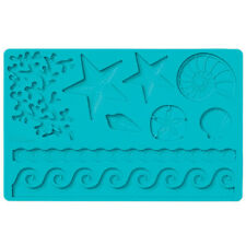 Wilton Fondant and Gum Paste Silicone Mold Sea Life