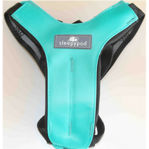 Clickit Sport Car Dog Safety Harness by Sleepypod - Robin Egg Blue L LARGE SIZE