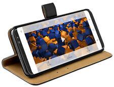 mumbi Ledertasche für Samsung Galaxy S8 Tasche Hülle Case Cover Schutzhülle Book