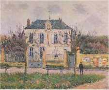 The House 1906 A4 Print