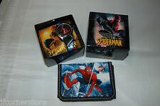 Fabuloso Para Niños Spiderman Reloj-Nuevo En Caja